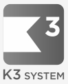 K3 system - we make future with you logo